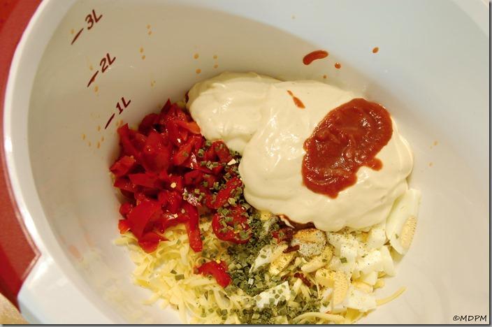 04-příprava majonéza a pyré