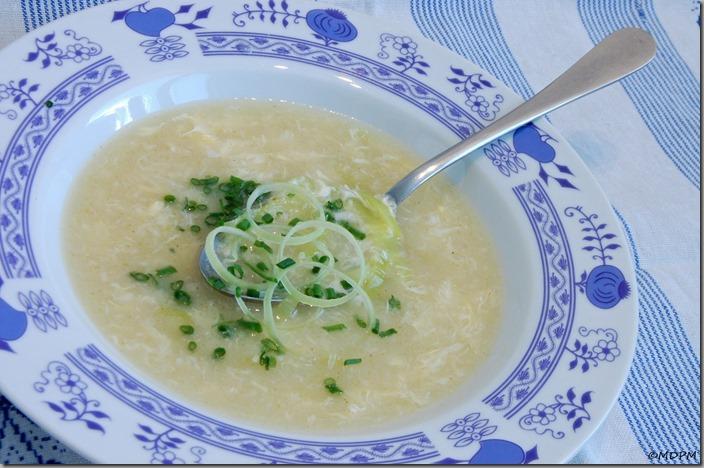 02-pórková polévka