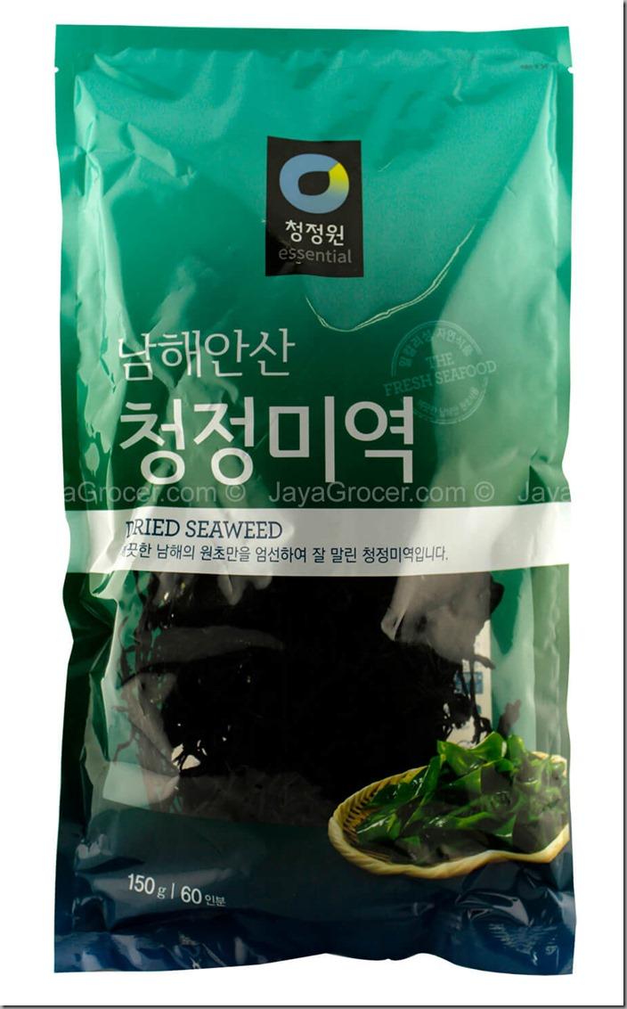 Daesang Dried Seaweed (Wakame)